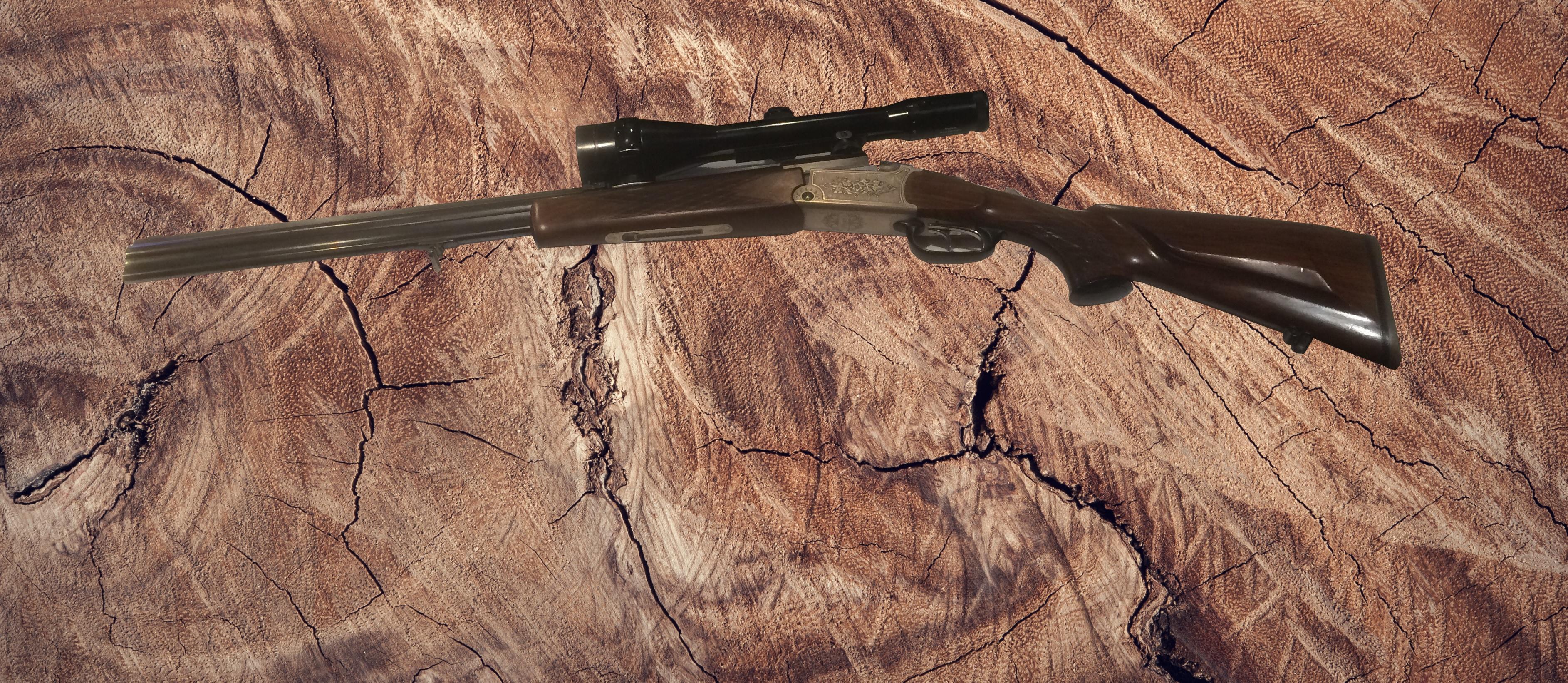 Bockbüchsflinte von Blaser Image