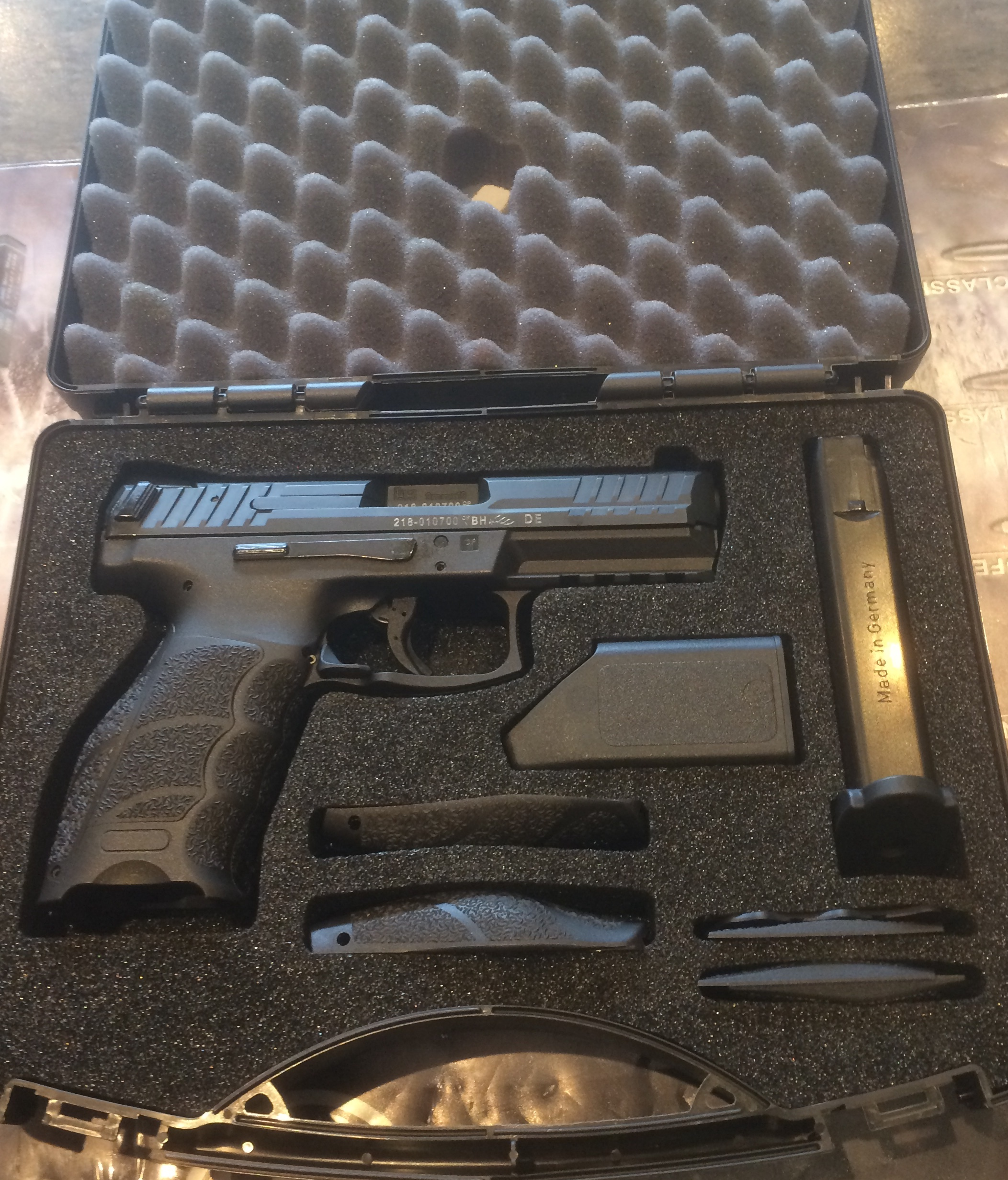 Heckler & Koch SFP 9 in 9mm Luger Image