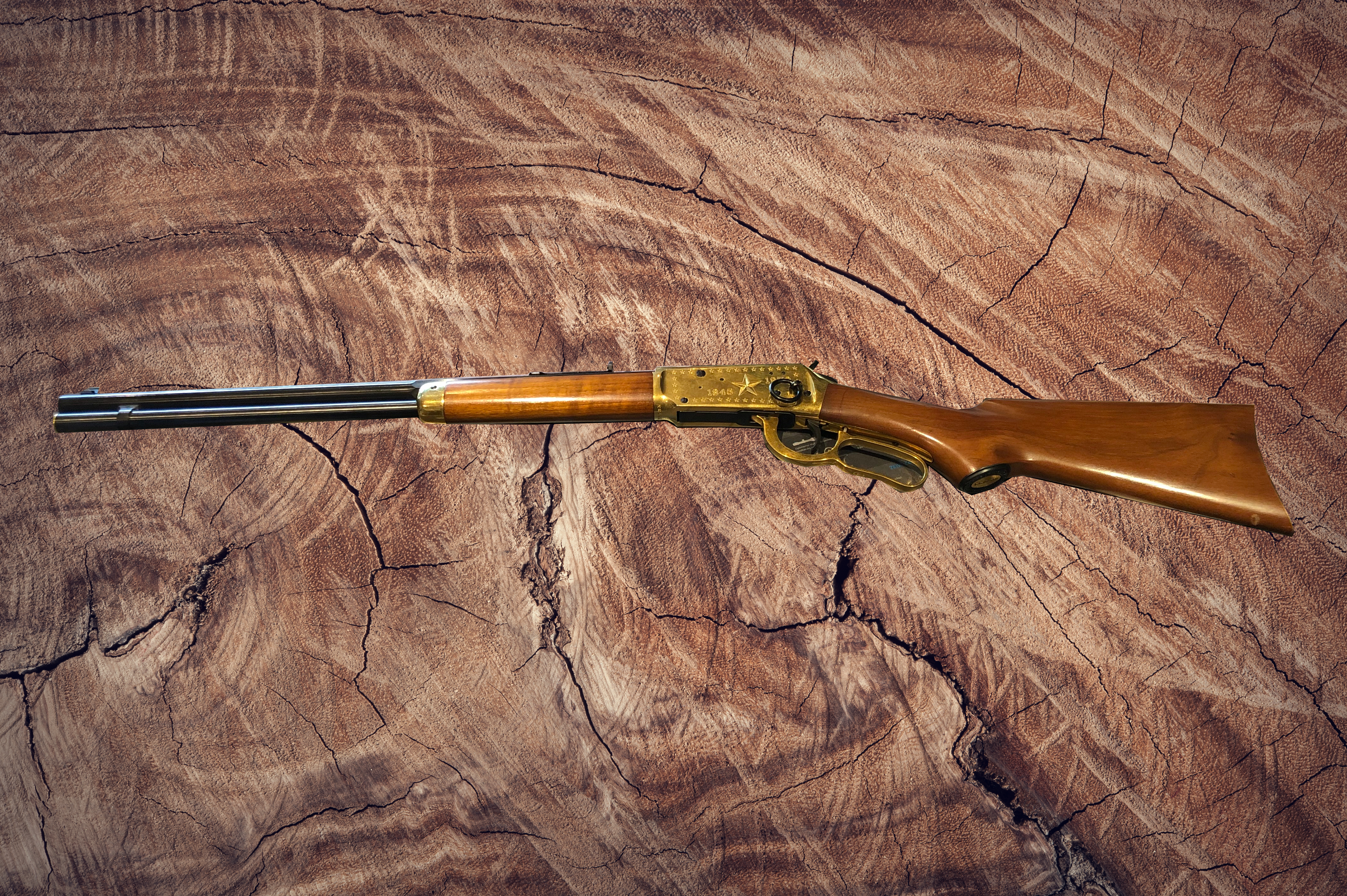 Lever-Action Rifle Kal. 30-30 Win. Image