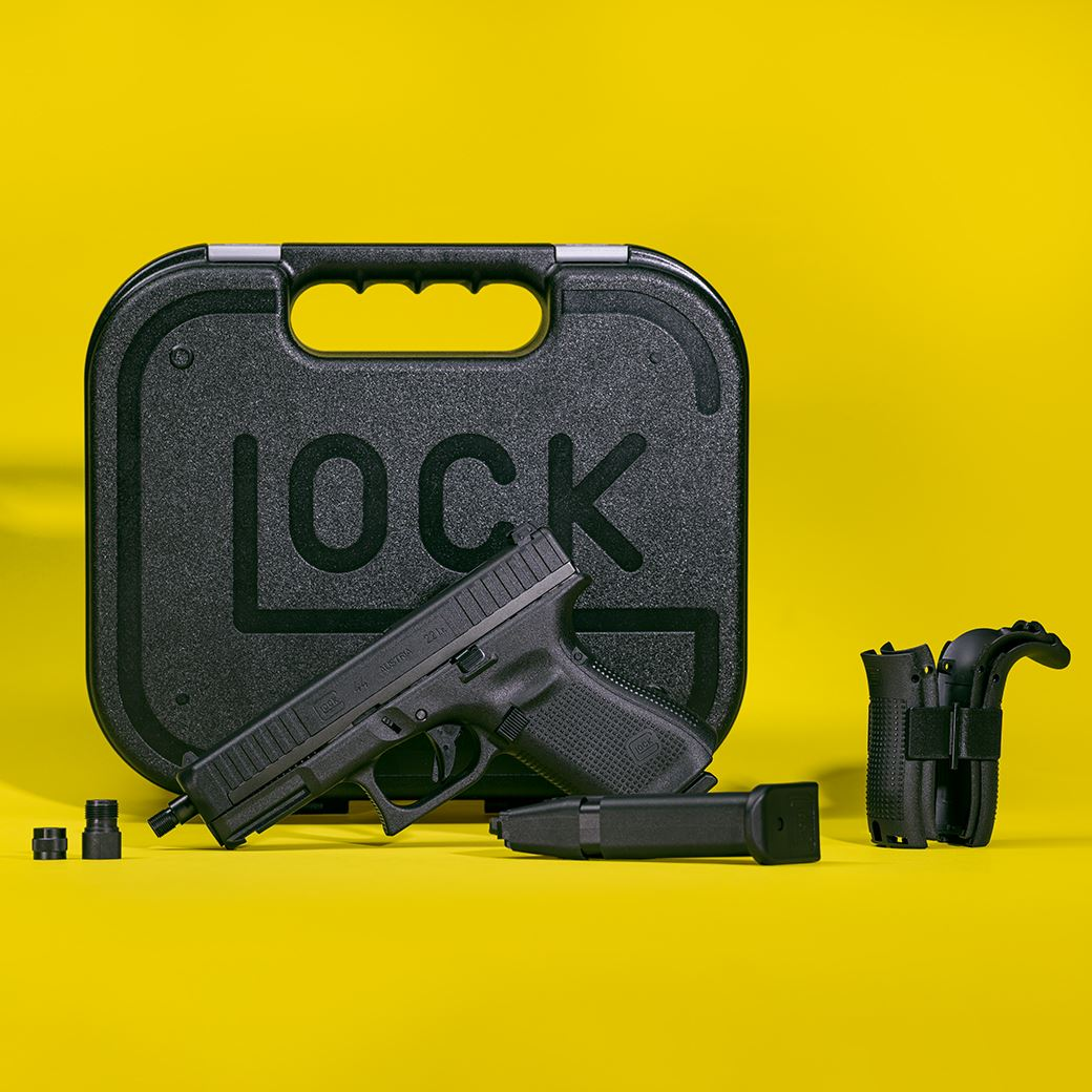 Glock 44 im Kaliber 22 l.r. Image