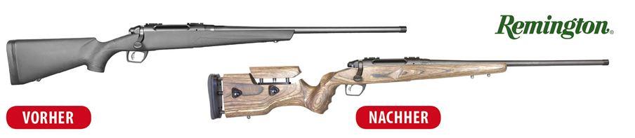 Remington 700 Schaftholz Image